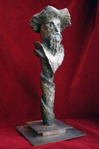 quijote-bronze-18x18x41